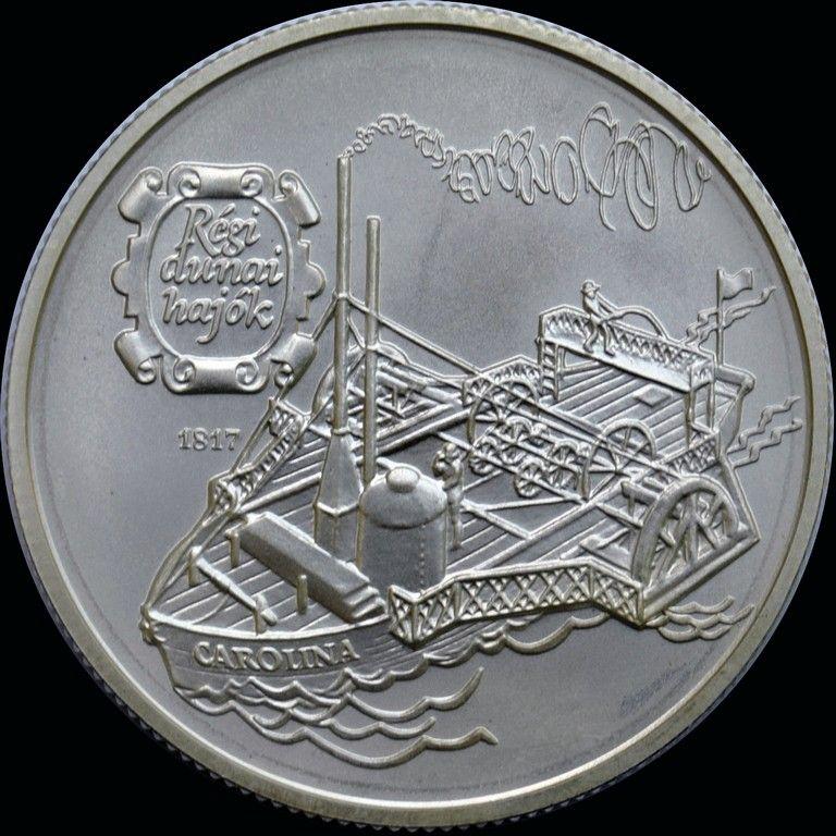 Carolina 1817, barco del Danubio, Hungría