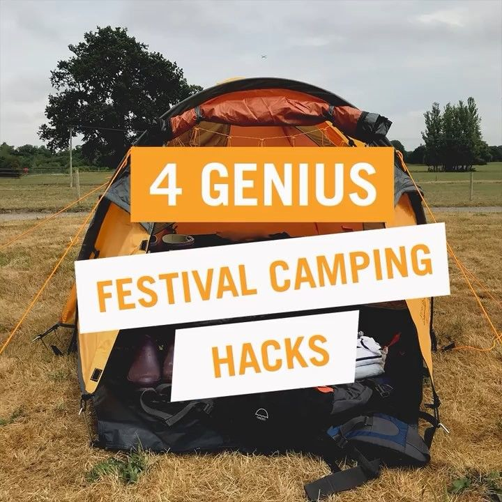 Photo of What to Take to a Festival + Free Printable Checklist | Velcro.co.uk