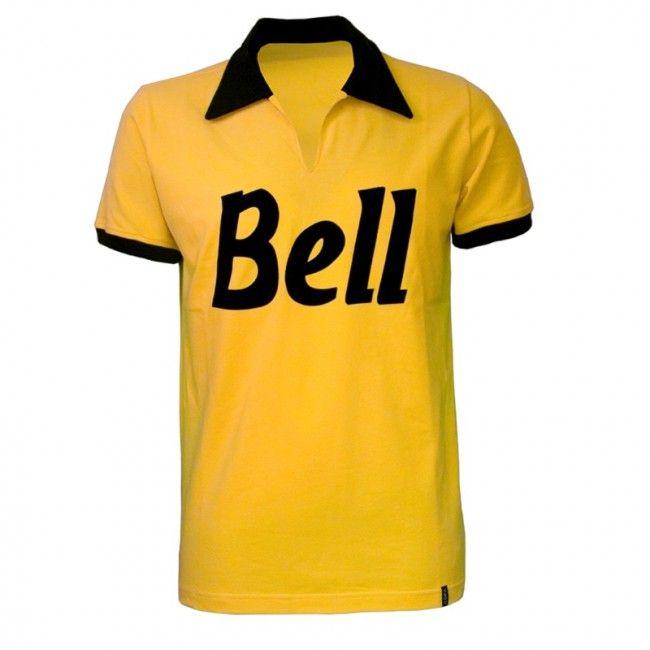 Berchem Sport voetbalshirt jaren '70
