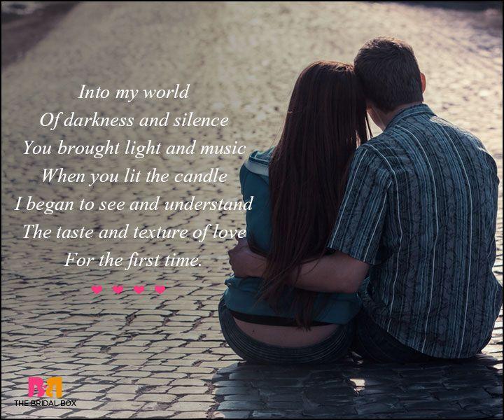short relationship poems for her