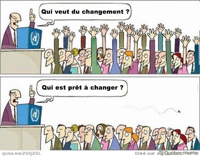 Favori Change management Conduite du changement Resistance changement  XR75