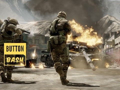 Ready For War Buttonbash Has The Latest News On Battlefield Bad