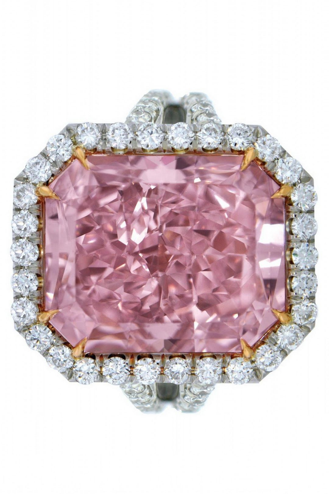 💖 50 Fancy Pink Diamonds From The Private Collection | Pinterest ...