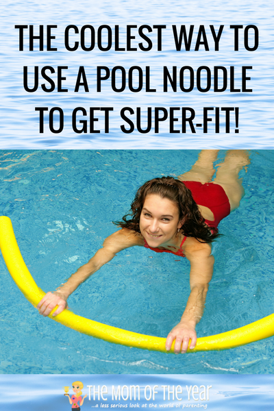 Total Body Pool Workout To Get You Fit Fast The Mom Of The Year Swimming Pool Exercises Exercise Pool Pool Workout