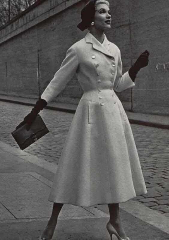 Стиль ретро в женской одежде: история, фото, описание ретро моды #vintage