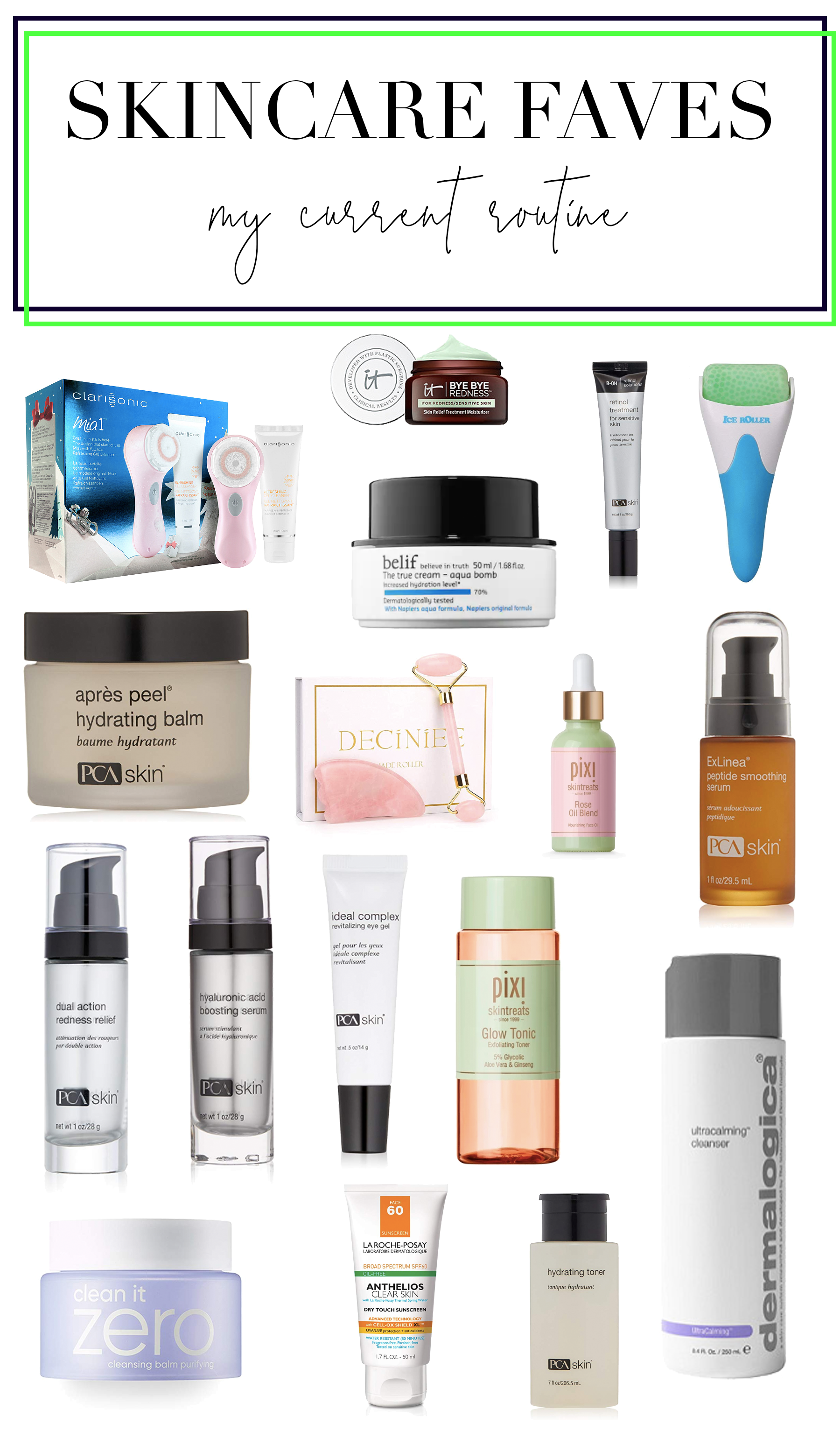 My Current Skincare Faqs Hairspray And Highheels Skin Care Super Dry Skin Skin Care Routine
