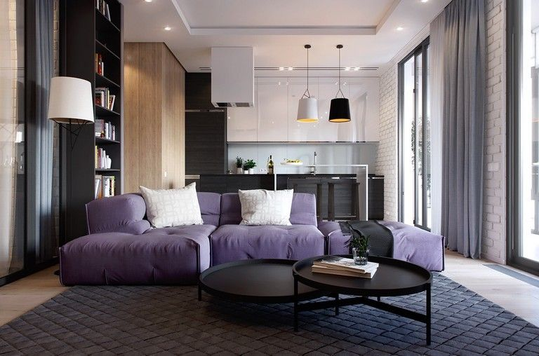 2+ Simple Bedroom Apartments With Modern Color Schemes