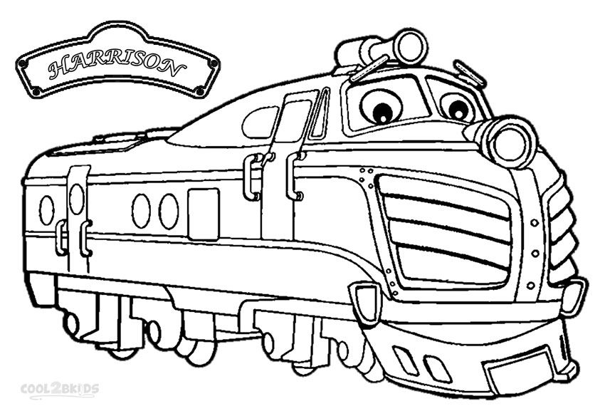 chuggington coloring pages  coloring pages coloring