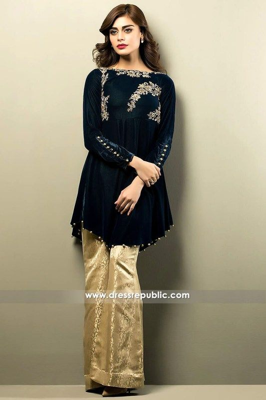 Zainab chottani dresses 2017 collection in usa canada uk Pakistani fashion designers