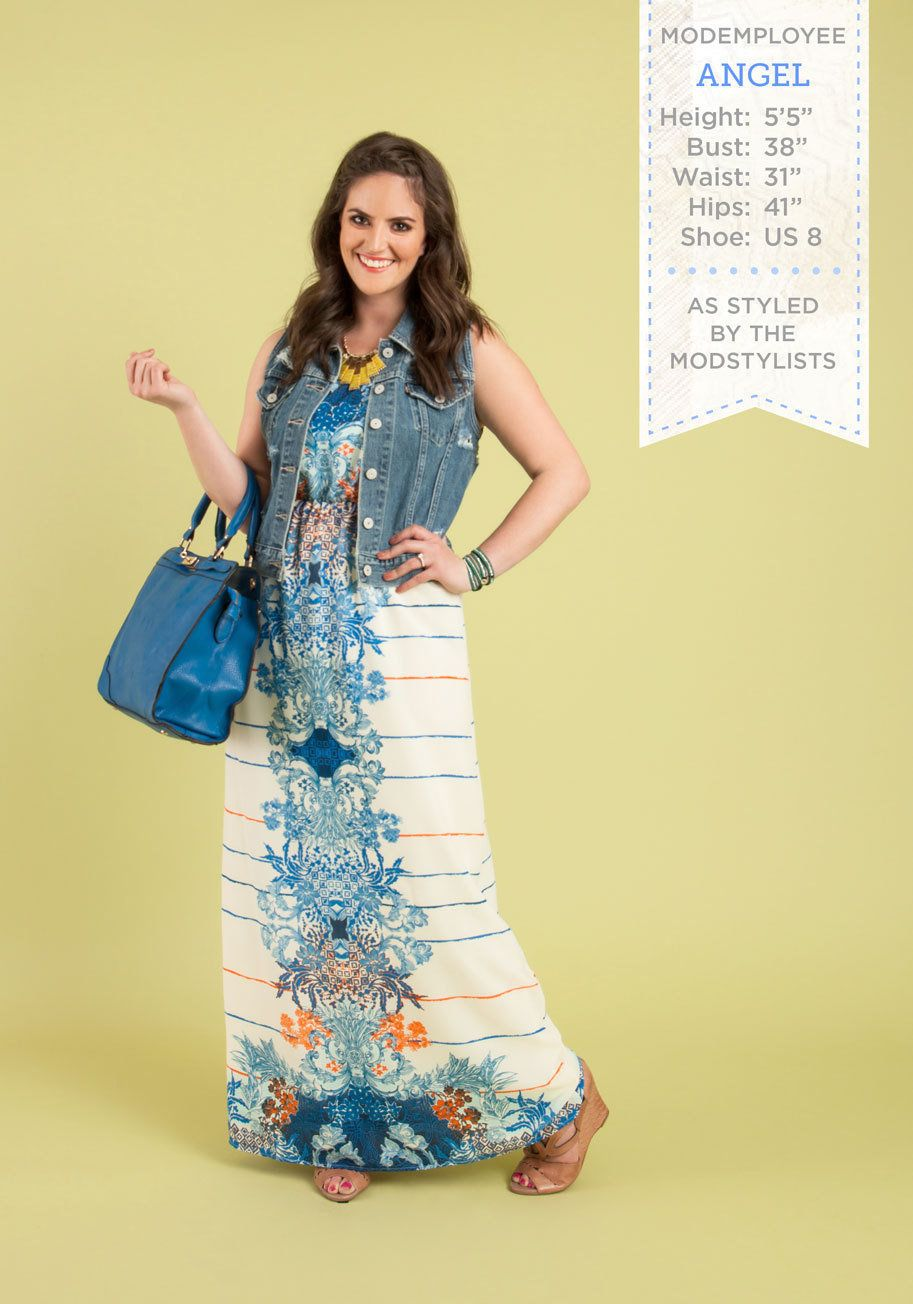 <3 this look from the ModCloth Style Gallery! Nice, cool and fashionista!!!