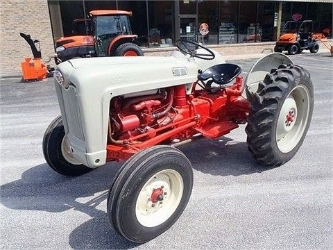 1953 Ford Golden Jubilee Naa 8n Ford Tractor Ford Tractors