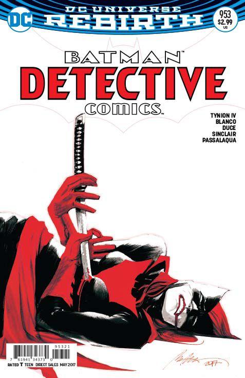 DETECTIVE COMICS #953 VAR ED