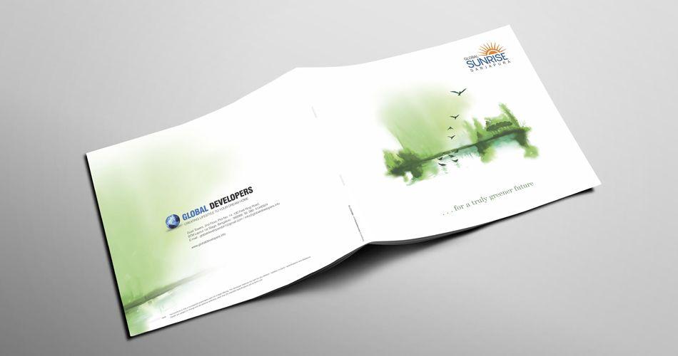 best real estate brochure design