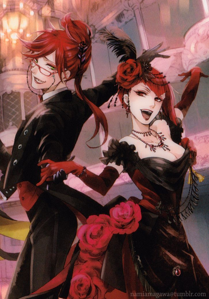 Photo of black butler mummy – You meet your father