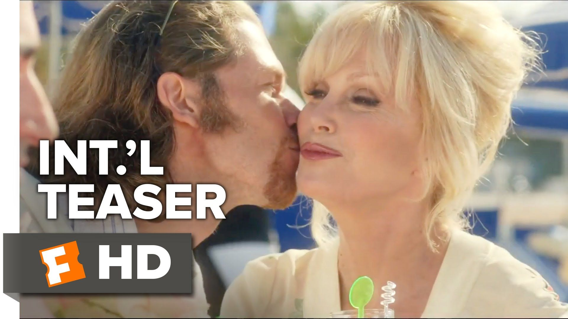 Absolutely Fabulous The Movie Official International Teaser Trailer 1 Comedy Hd Absolutely Fabulous Movies