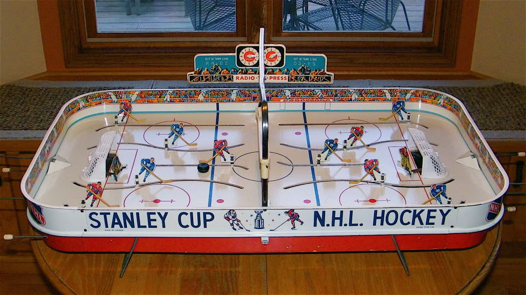 37 inch All Star Table Top Hockey Game Rod Hockey Toy