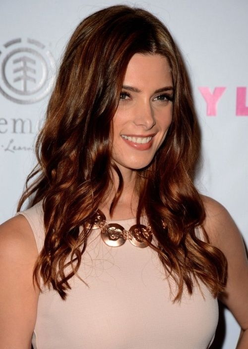 Auburn Brown Hair Colour Mhhm Maybe This Will Be My Next
