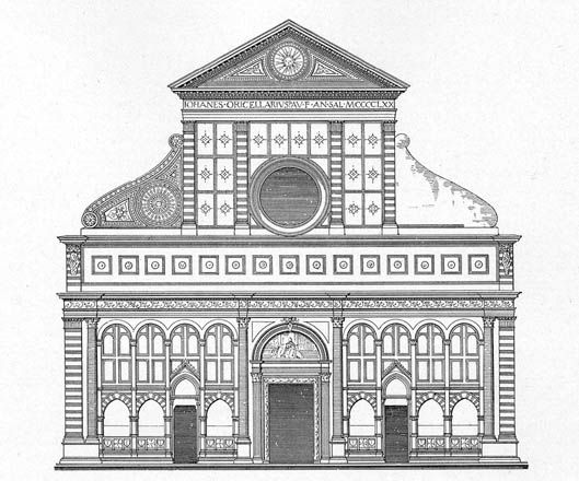 Santa maria novella drawings google search novella for Novella homes
