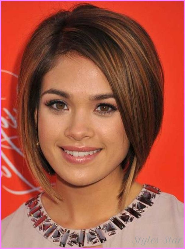 Short Hairstyles For Round Faces 21 Lovely Pixie Haircuts Perfect For Round Faces Short Hair Styles