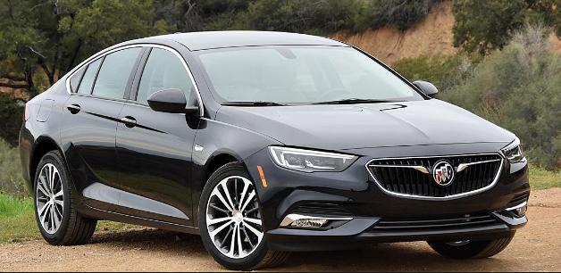 2018 Buick Regal Sportback Owners Manual In 2020 Buick Regal Buick Owners Manuals