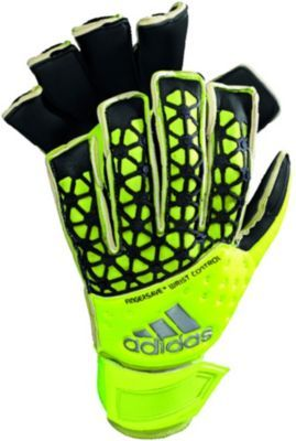 adidas ACE Zones Ultimate Goalie Gloves - Yellow and Black ... 20d32dea0