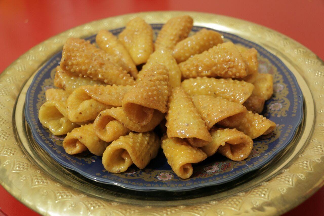شهيوات رمضان قريوش حلوة الكبالة المعسلة مع طبخ ليلى Lebanese Desserts Cooking Desserts