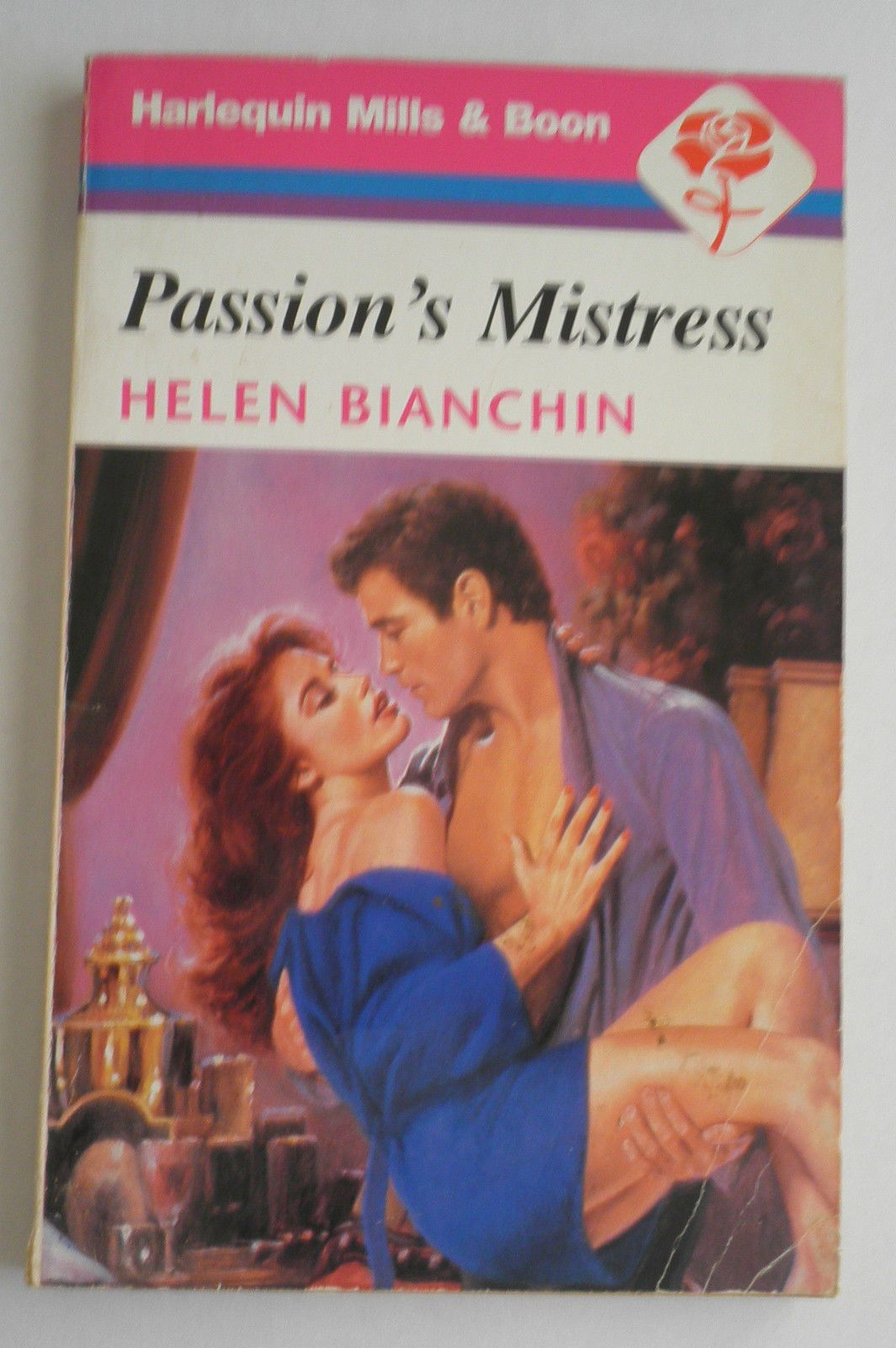 Passion'S Mistress Helen Bianchin Mills AND Boon Vintage