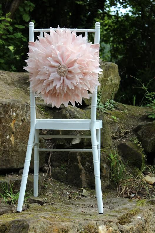 Wholesale Price Weekend 10 Pieces Blush Pink Ivory White Chair Cover Wedding Chair Cover W Chair Covers Wedding Wedding Chair Sashes Blush Pink Chair