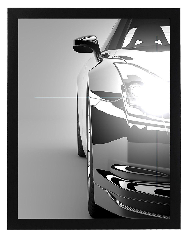 Kole Imports Memories Black /& White Photo Frame