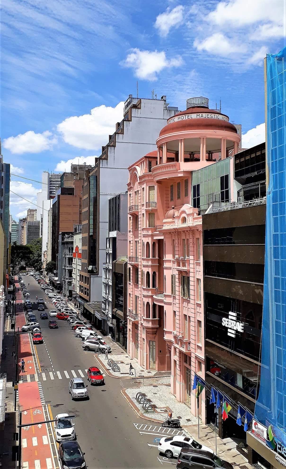 Porto Alegre Rs Casa De Cultura Mario Quintana Vista Da Rua 7 De