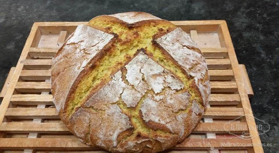 """Pan de maíz o """"millo"""""""