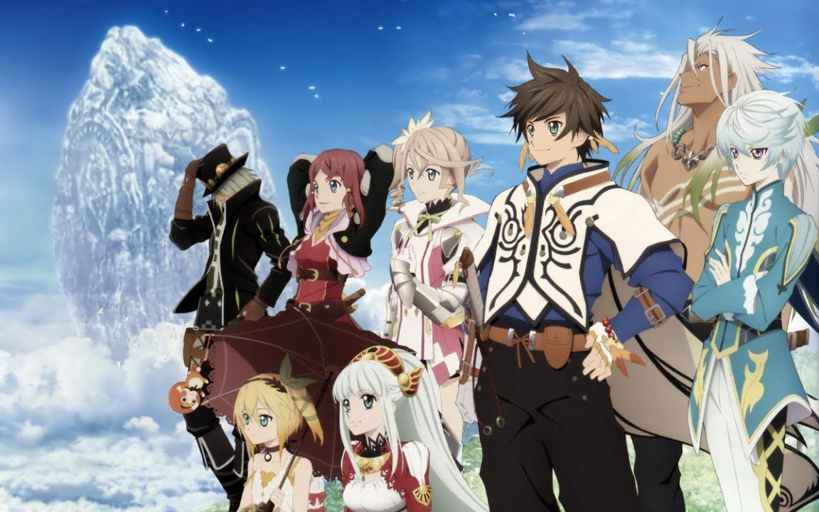 Entertaining Angels Faith in the Tales of Zestiria
