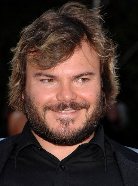 jack black his humor alone makes him awesome what makes me