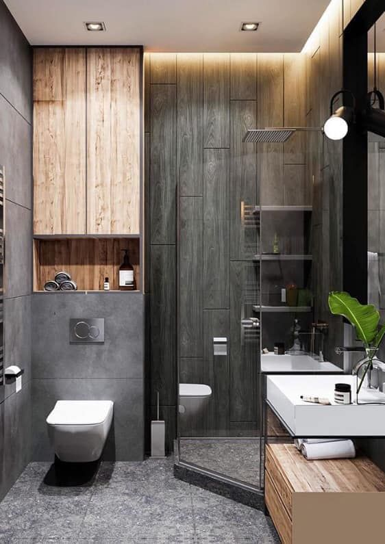 Bathroom Interior Design, Small Modern Bathroom Ideas Photos