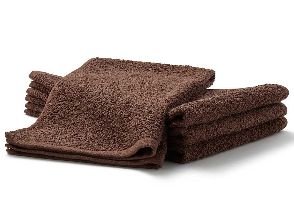 Dozen Wholesale Salon Spa Cotton Terry Towels