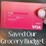 We're loving our new @Visa_us @RushCard. Simplicity in a prepaid card, perfect for helping me stick to my grocery budget. I love that I can use it without fear of overspending. Helps keep me on track at the grocery store, or anywhere! #Ad #VisaClearPrepaid