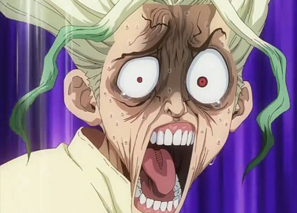 Crazy Face Anime People Google Search Anime A Certain Magical Index Anime People