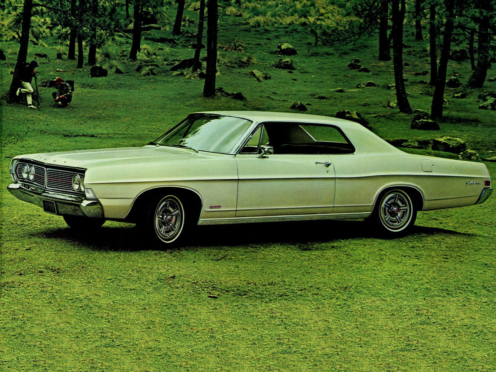 1968 Ford Galaxie 500 Hardtop Coupe