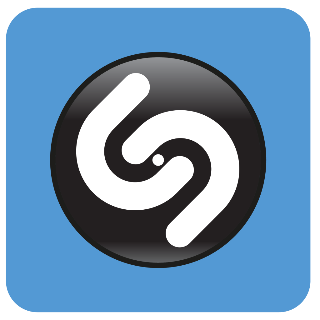 Mobile App Review Shazam Logos, Cute logo, Shazam