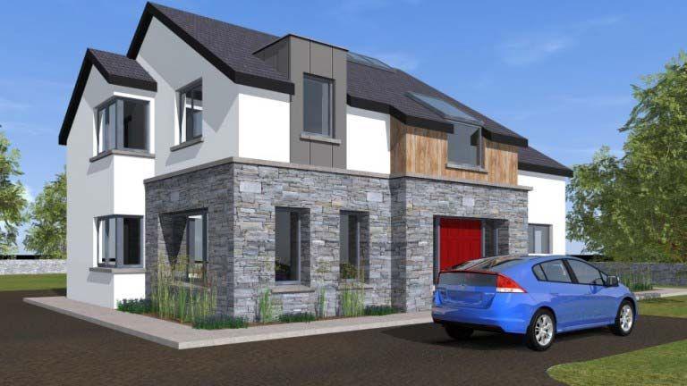 3b4d0575bf679847f2ebf26f6f1e1da9 - 15+ Modern Two Storey House Plans Ireland Pictures