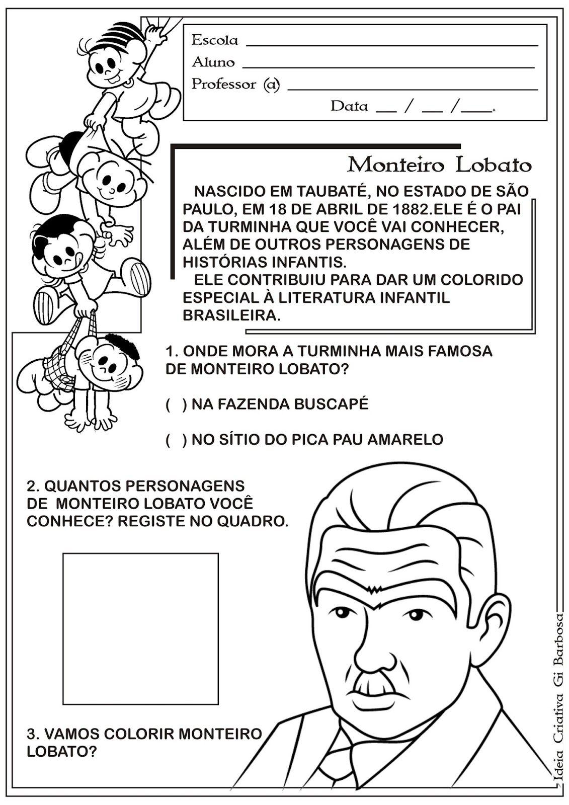 Pin De Daniela Jordana Ferreira Da Silva Em Folclore Atividade