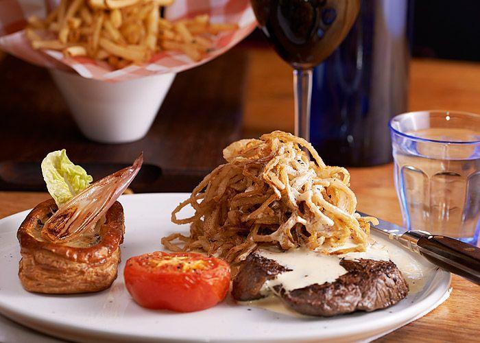 Ramore Restaurants Portrush - Wine Bar, The Mermaid, Neptune & Prawn, Coast, Harbour Bistro, Harbour Bar