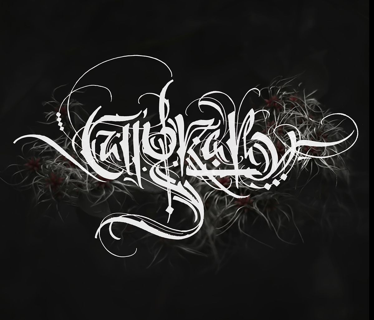 All My Best Works For One Year I M Doing Calligraphy