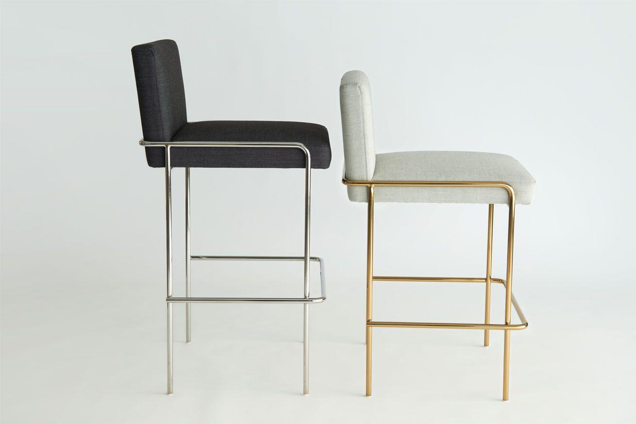Phase Design   Reza Feiz Designer   Trolley Bar & Counter Stool - Phase  Design  