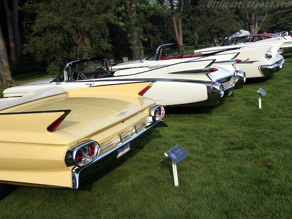 1961 Cadillac 1959 Eldorado And Chrysler Imperial El Dorado