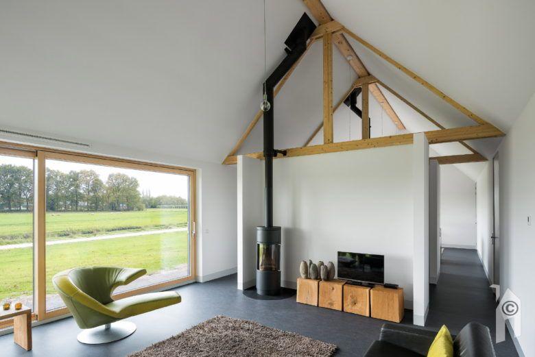 Interieur schuurwoning #interieur #schuurwoning #wonen   Barentsz ...