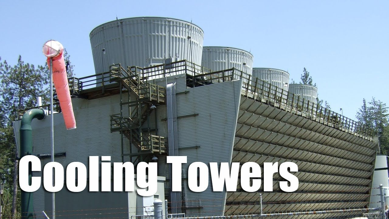 How Cooling Towers Work With Images Cooling Tower Tower