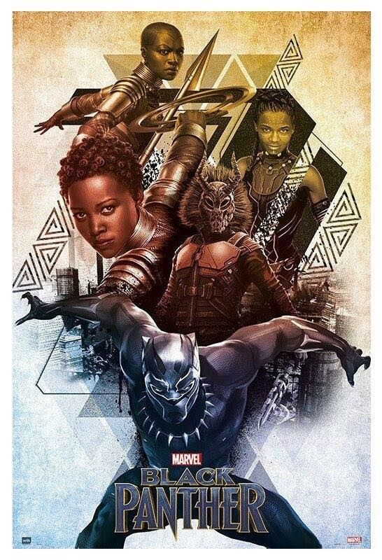 marvel comics upcoming movie black panther trailer breakdown my guy stuff pinterest black. Black Bedroom Furniture Sets. Home Design Ideas