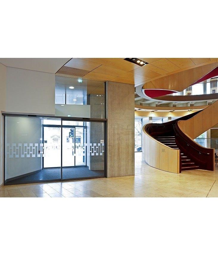 Geze Creates Dramatic Entrance At Theatre Royal Glasgow Glasgow