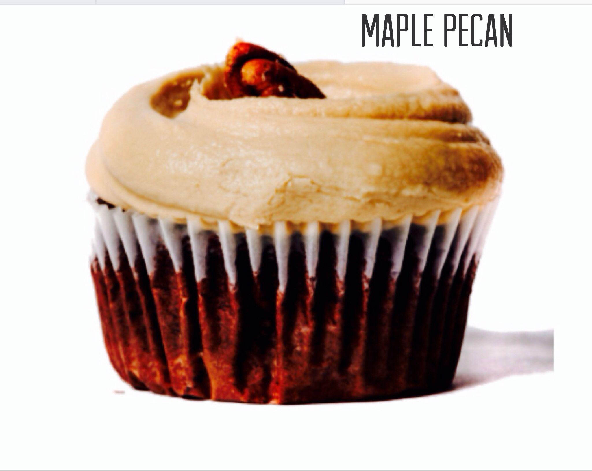 "Maple Pecan in our Valentine's ""Box of Chocolates"""